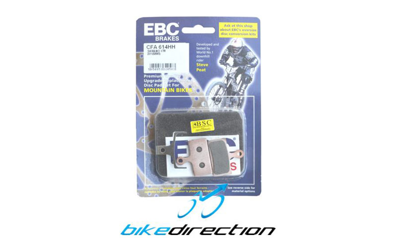 Confezione freni EBC Brakes per Mountain Bike