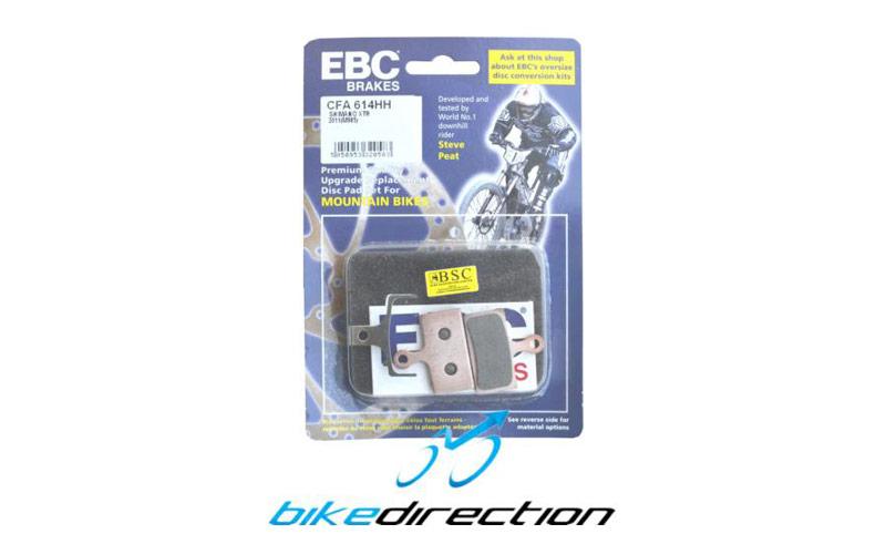 Confezione freni EBC Brakes per Mountain Bike