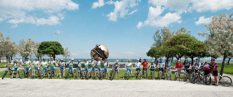 Il Salotto delle ruote grasse al Giro d'Italia 2013