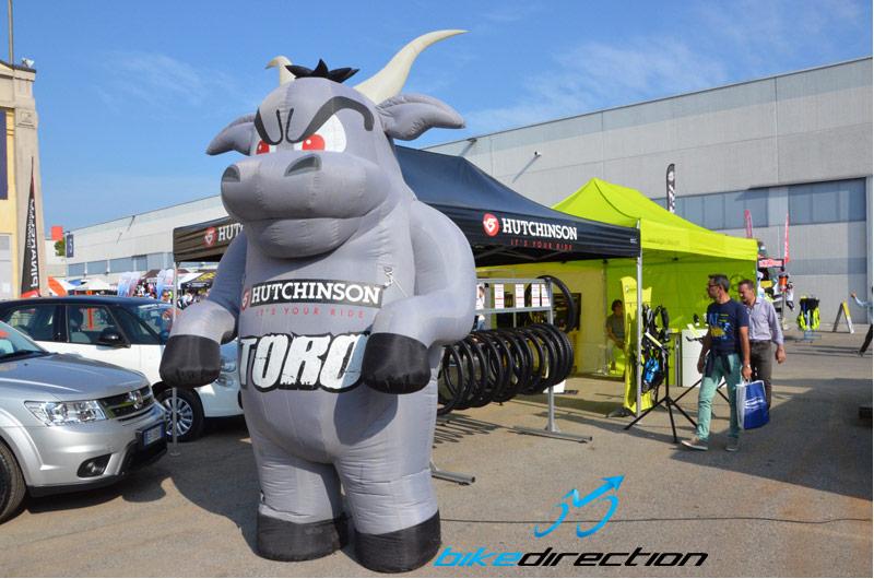 La mascotte Hutchinson Toro