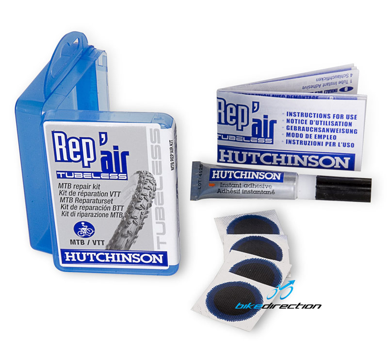 Hutchinson Repair Tubeless kit MTB
