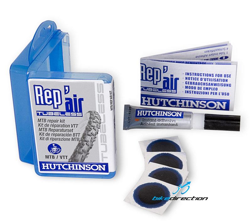Hutchinson Repair Tubeless kit MTB