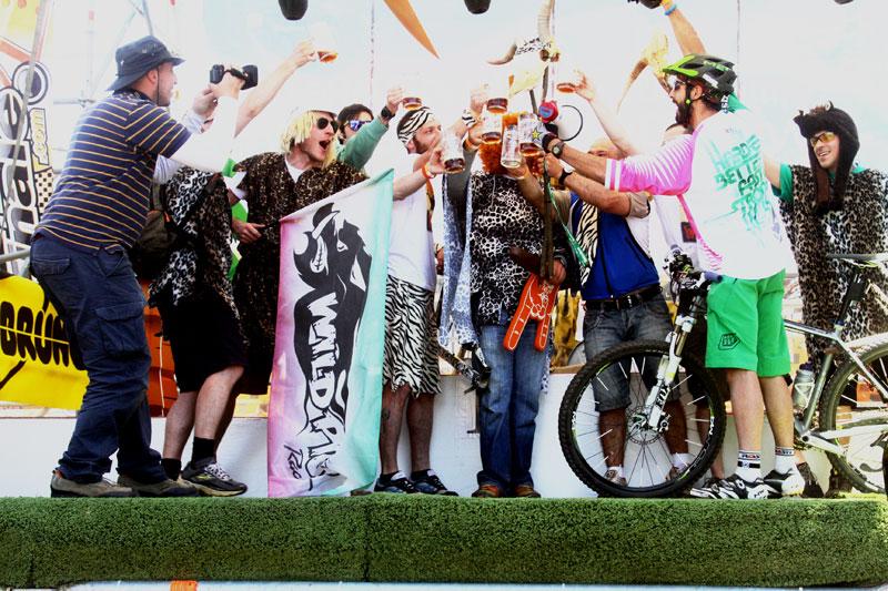 I cinghiali alla 24 ore di finale ligure 2013