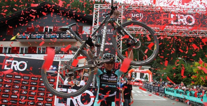 Paez vincitore Sellaronda Hero 2012 e 2013