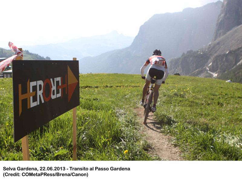 Passo Gardena - Südtirol SellaRonda HERO 2014
