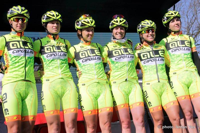 Ciclismo femminile Alé Cipollini