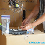 Valvole tubeless smontabili per la mountain bike