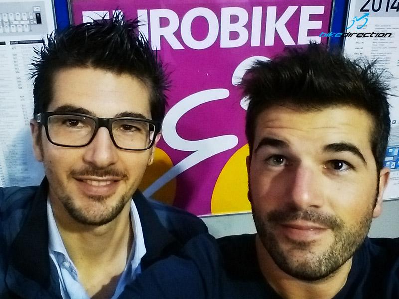 Bike Direction ad Eurobike 2014