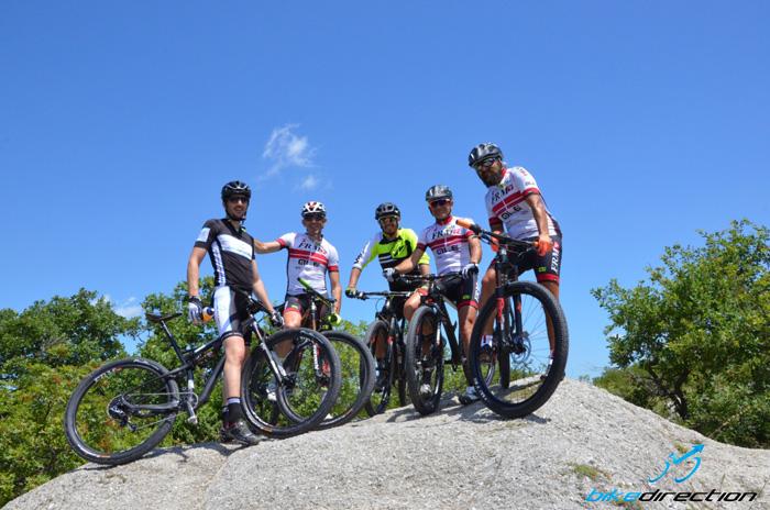 Test Mirko Pirazzoli Bike Direction