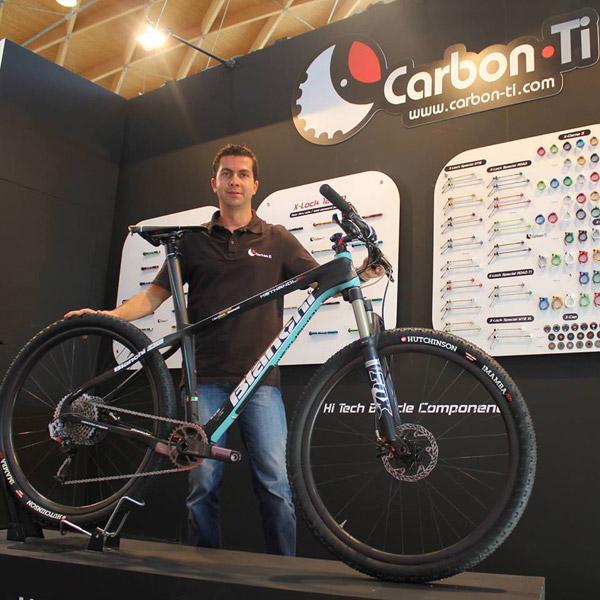 Carbon-Ti - Marco Monticone