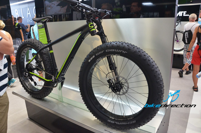 La Fat Bike di Cannondale