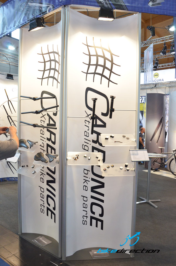 espositore Carbonice Eurobike