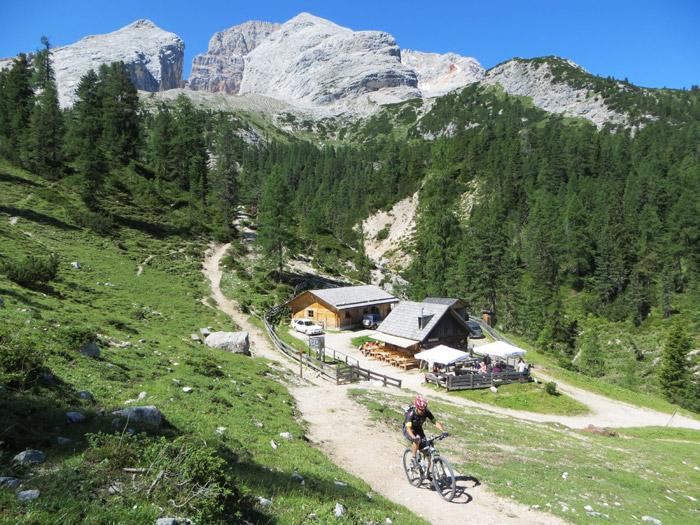 escursioni MTB montagna