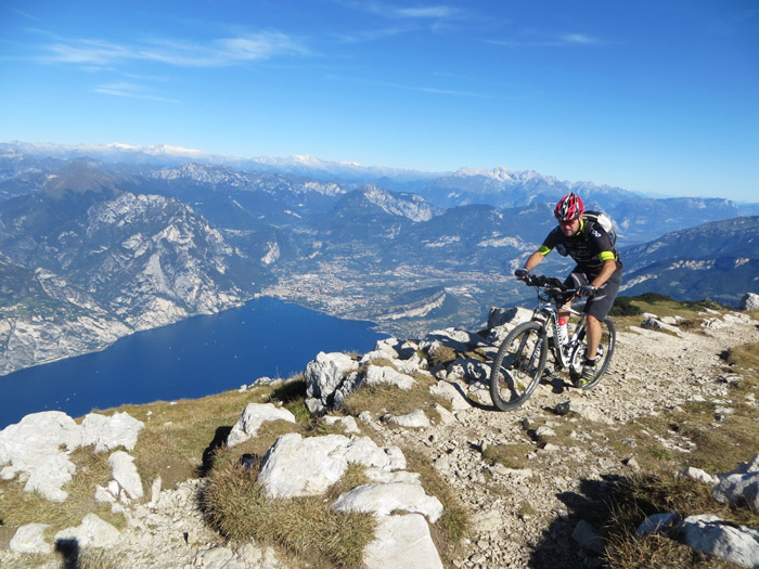 Itinerari mountain bike veneto