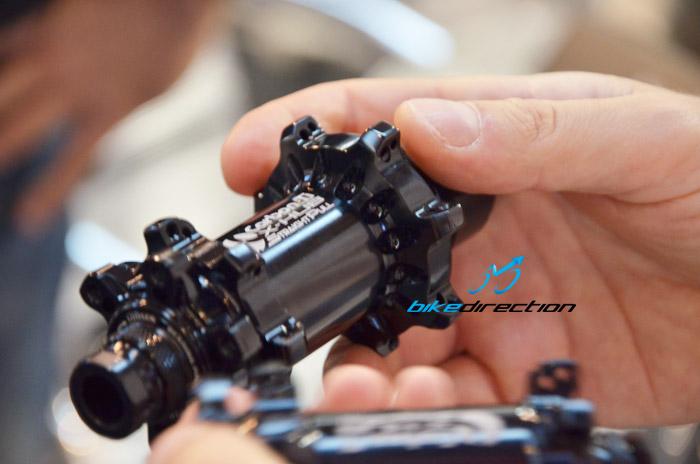 Mozzi per ruote MTB Carbon-Ti