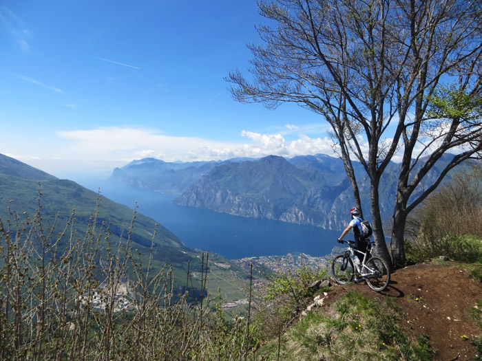 Tracce GPS MTB Trentino